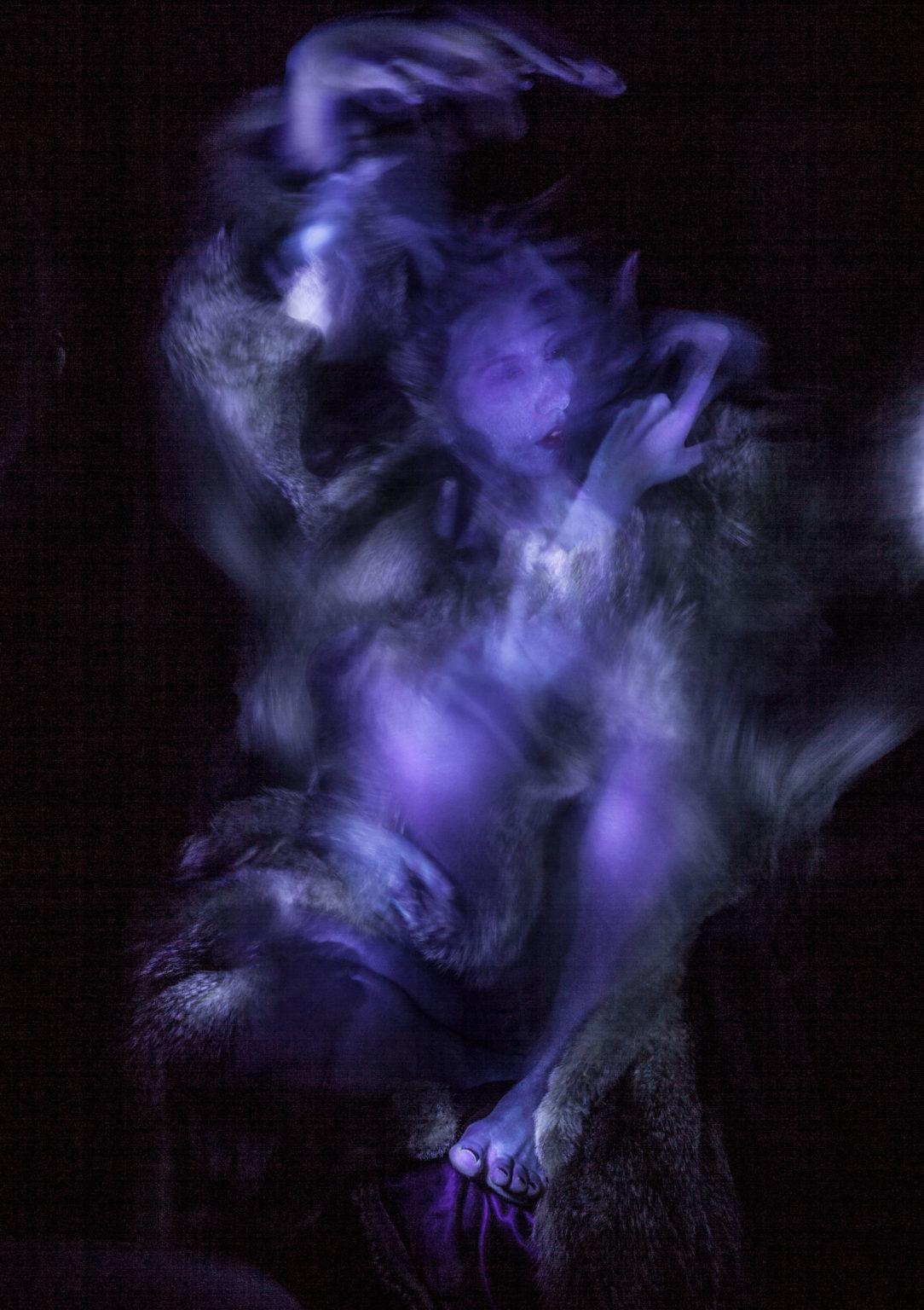 "David le Viseur & Michael Pfitzner, ""Studies for an Illumination No.52"", 2015"