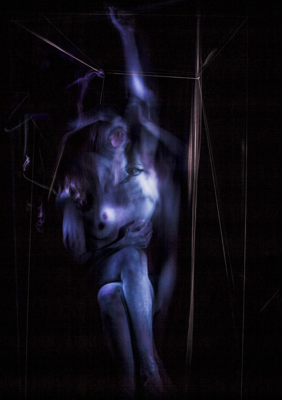 "David le Viseur & Michael Pfitzner, ""Studies for an Illumination No.80"", 2015"