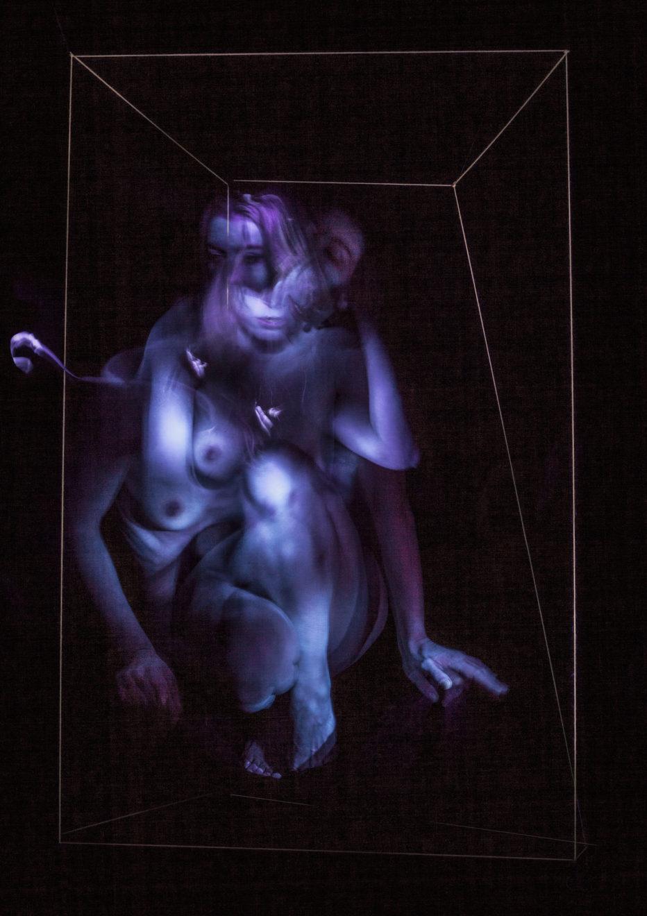 "David le Viseur & Michael Pfitzner, ""Studies for an Illumination No.84"", 2015"