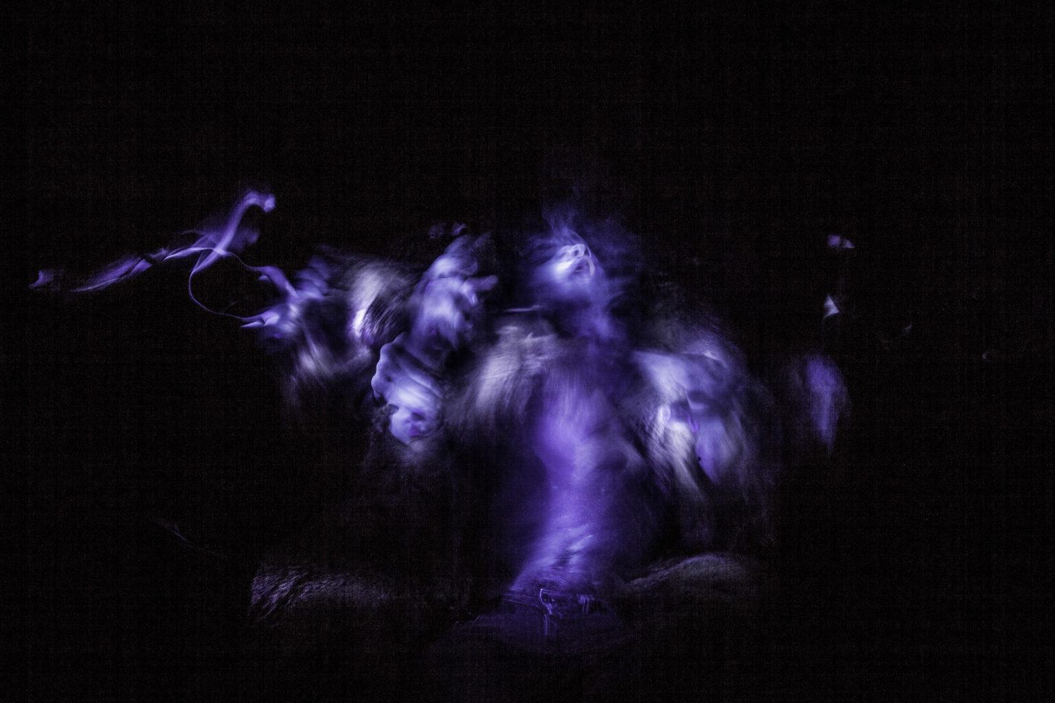 "David le Viseur & Michael Pfitzner, ""Studies for an Illumination No.31"", 2015"